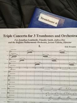 concerto score