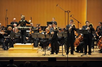 Ewazen Triple Concerto premiere