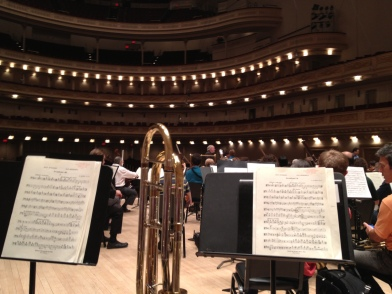BPO at Carnegie Hall, May 2013 -- Gliere's mammoth Third Symphony