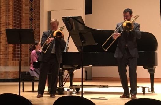 Brahms Hornsongs with Steve Menard